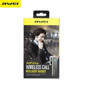 Awei A850BL Ακουστικό Bluetooth  - Μαύρο