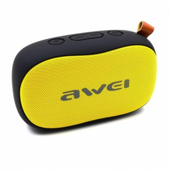Awei Y900 Bluetooth Speakerphone (Yellow)