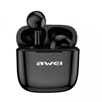 Ακουστικά Bluetooth Awei T26 TWS 5.0 Touch Control Black