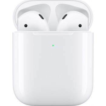 Apple AirPods 2 With Wireless Charging Case (2019) White