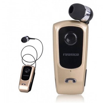 Fineblue Bluetooth Headset F920 Gold