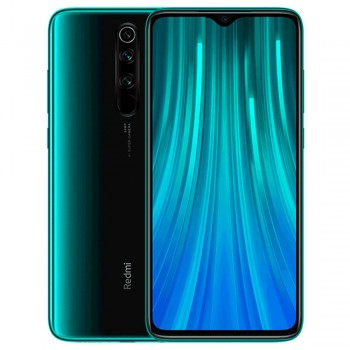 Xiaomi Redmi Note 8 Pro Dual Sim 6GB/64GB Forest Green EU (Global Version-Ελληνικό μενού)