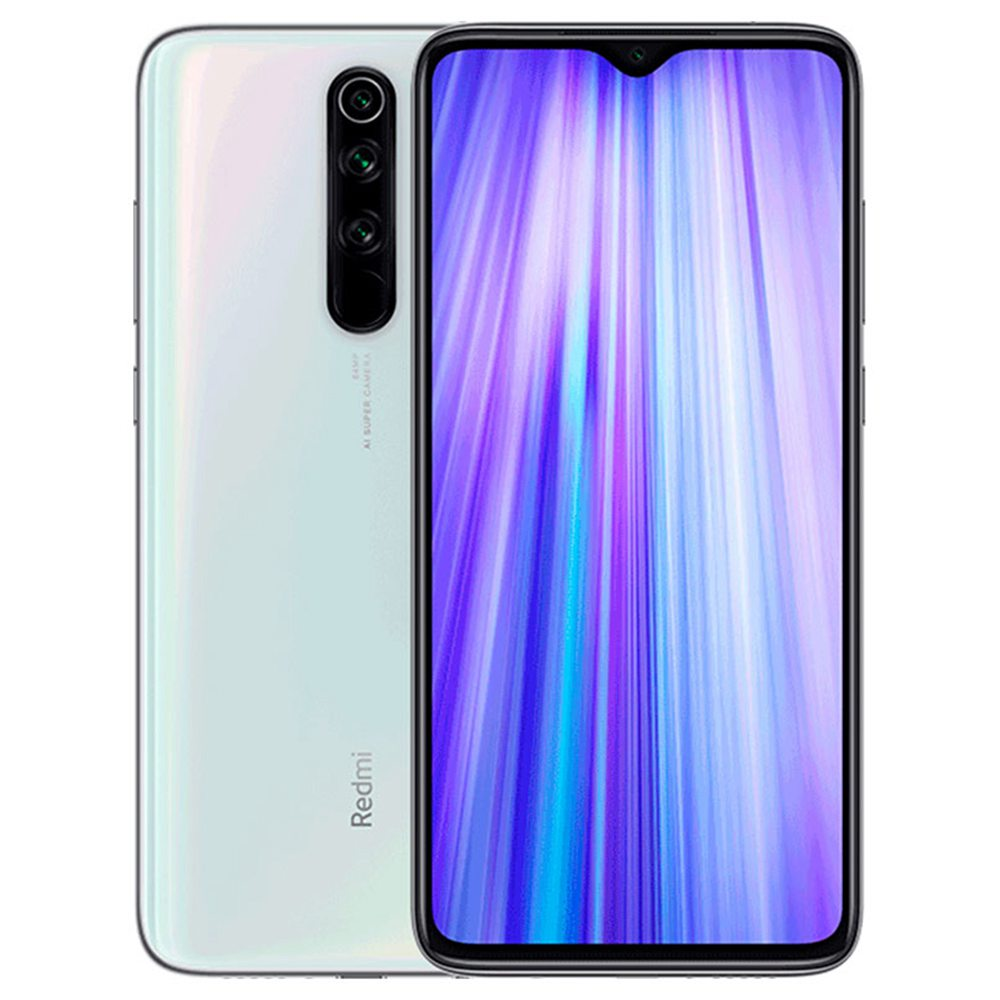 Xiaomi Redmi Note 8 Pro (6GB/128GB) Dual Sim White (Global Version)