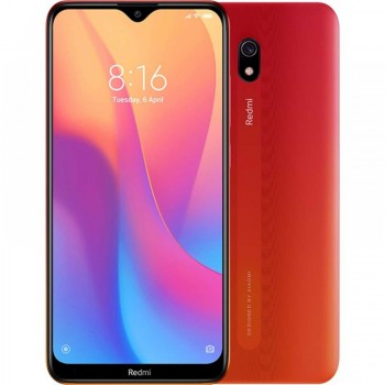 Xiaomi Redmi 8a (2GB/32GB) Dual Sim Sunset Red (Global Version)