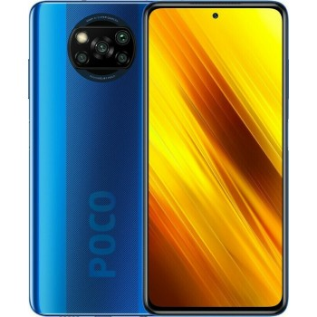 Xiaomi Poco X3 NFC 6GB/64GB Cobalt Blue (Global Version) EU