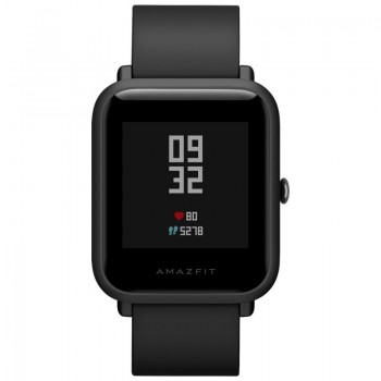 XIAOMI AMAZFIT Bip Lite Smart Watch - Black
