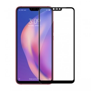 Xiaomi Mi 8 Lite Full Cover Protection Tempered Glass Screen Protector Global Version
