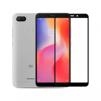 Xiaomi Redmi 6/6A Full Cover Protection Tempered Glass Screen Protector Global Version