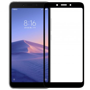 OEM Xiaomi Redmi 6/6A Full Cover Protection Tempered Glass Screen Protector Global Version