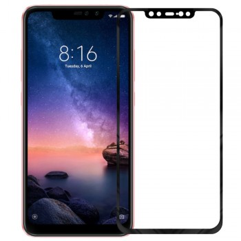 Xiaomi Redmi Note 6 Pro Full Cover Protection Tempered Glass Screen Protector