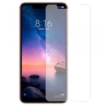 OEM Xiaomi Redmi Note 6 Pro Tempered Glass Screen Protector Διαφανής