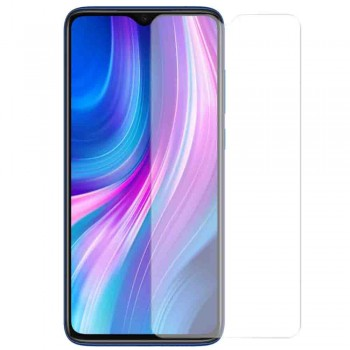 OEM Xiaomi Redmi Note 8 Pro Tempered Glass Screen Protector - Διαφανής