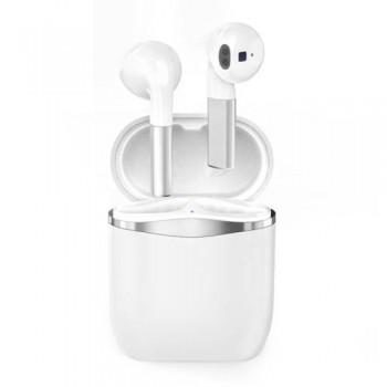 Fineblue J1 Pro TWS Bluetooth 5.0  Earphones Wireless Ασύρματα Ακουστικά - Λευκο