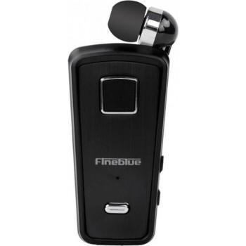 Ακουστικό Bluetooth Fineblue Hands Free F980 - Black