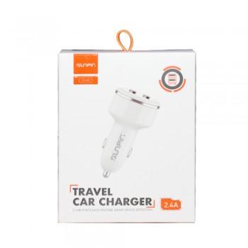 Sunpin CS-03 2.4A Travel Car Charger