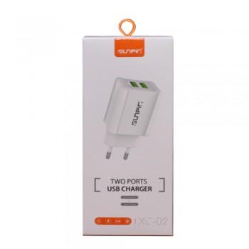 Sunpin XC-02 2 USB Ports Charger