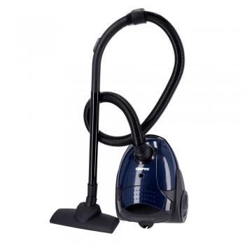 Geepas GVC2594 Vacuum Cleaner With Dust Bag, 2200W - 1.5L - Blue