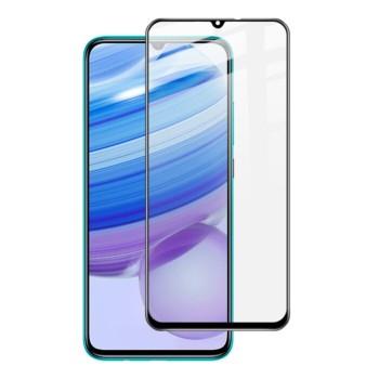 OEM Full Face & Full Glue Tempered Glass Screen Protector For Xiaomi Redmi 10X 5G - Black