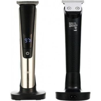 VGR V178 Hair Clipper Professional Digital Display Personal Care USB Clippers Trimmer