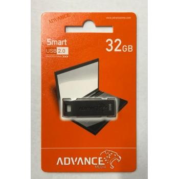 Usb 2.0 Advance Water Proof Flash Drive Professional Series Metal Frame - 32Gb