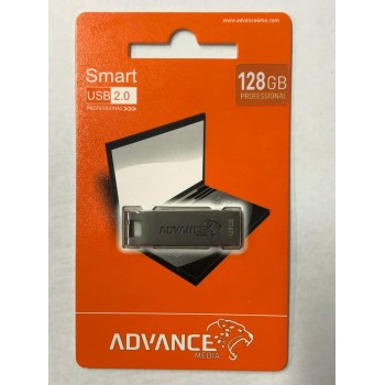 Usb 2.0 Advance Water Proof Flash Drive Professional Series Metal Frame - 128Gb