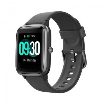Blulory SmartWatch Glifo No GPS Sport Waterproof IP68 Heart Rate Monitor Bluetooth4.2 - Grey