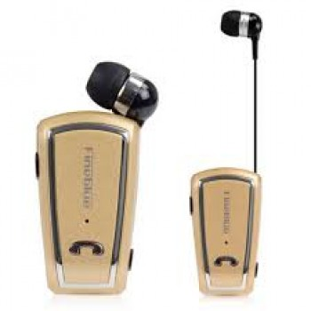 Fineblue Handsfree Bluetooth Aκουστικα F-V3 - Χρυσό