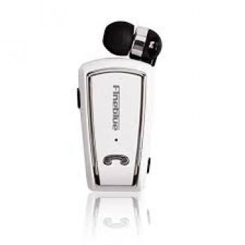 Fineblue Handsfree Bluetooth Aκουστικα F-V3 - White