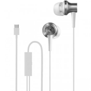 Mi ANC & Type-C In-Ear Earphones Λευκό (ZBW4382TY)