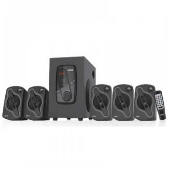SANFORD SF2110BHT Ηχοσύστημα 5.1 Super Bass SD Card/FM Radio Bluetooth Μαύρο (UK Plug)