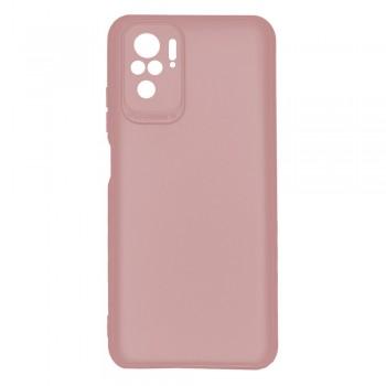 OEM θήκη Πλάτης με 3D CAMERA Για XIAOMI REDMI NOTE 10  - Ανοιχτό ροζ