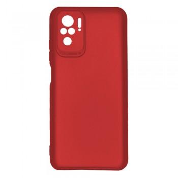 OEM θήκη Πλάτης με 3D CAMERA Για XIAOMI REDMI NOTE 10  - κόκκινο