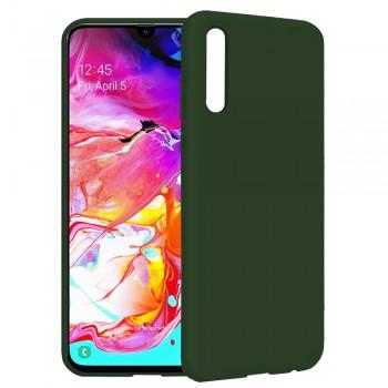 θήκη Πλάτης με Διάφορα Χρώματα Για Huawei P Smart 2021 - Πράσινος