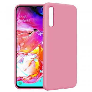 θήκη Πλάτης με Διάφορα Χρώματα Για Huawei P Smart 2021 - Ροζ