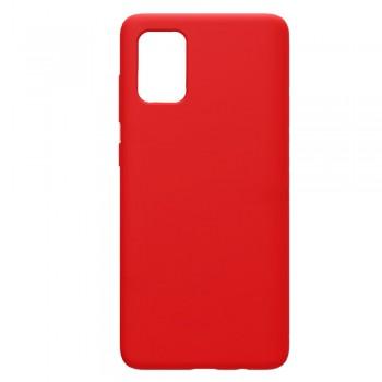 θήκη Πλάτης με Διάφορα Χρώματα Για Xiaomi Mi 11 - κόκκινο