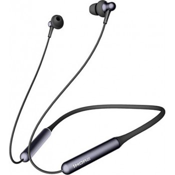 1MORE WIRELESS HEADPHONES IN-EAR NECKBAND WITH SMALL STYLISH BLUETOOTH - BLACK