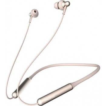 1MORE WIRELESS HEADPHONES IN-EAR NECKBAND WITH SMALL STYLISH BLUETOOTH - GOLD