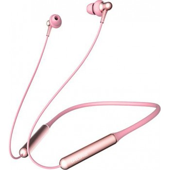 1MORE WIRELESS HEADPHONES IN-EAR NECKBAND WITH SMALL STYLISH BLUETOOTH - PINK
